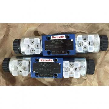 REXROTH 4WE 6 J6X/EW230N9K4/B10 R900912079 Directional spool valves
