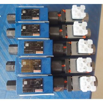 REXROTH 4WE 10 C3X/OFCG24N9K4 R900500925 Directional spool valves