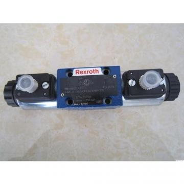 REXROTH 4WE6Q7X/HG24N9K4/V Valves