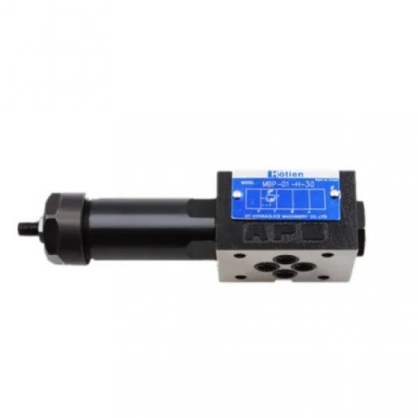 SUMITOMO QT53-63-A High Pressure Gear Pump #1 image