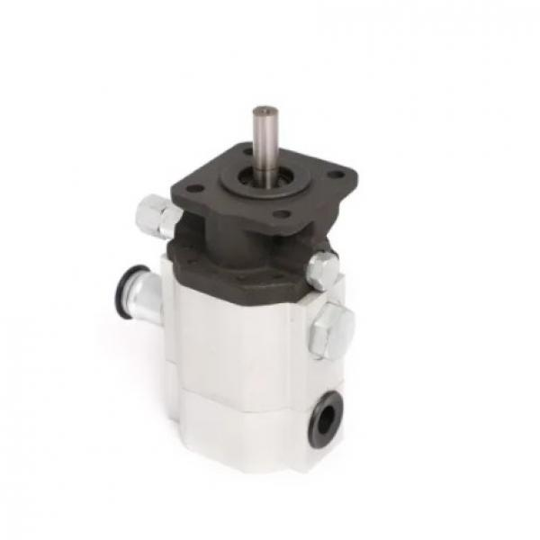 SUMITOMO CQTM43-20F-20F-3.7-1-T-S1307-D Double Gear Pump #1 image