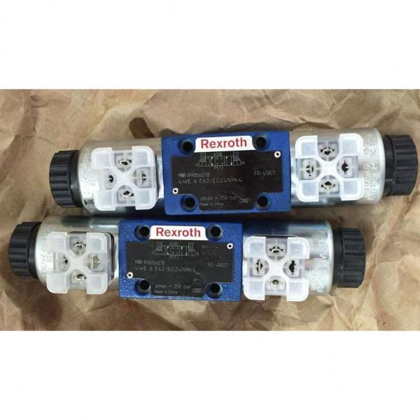 REXROTH 4WE 6 WA6X/EG24N9K4 R900552338 Directional spool valves #1 image